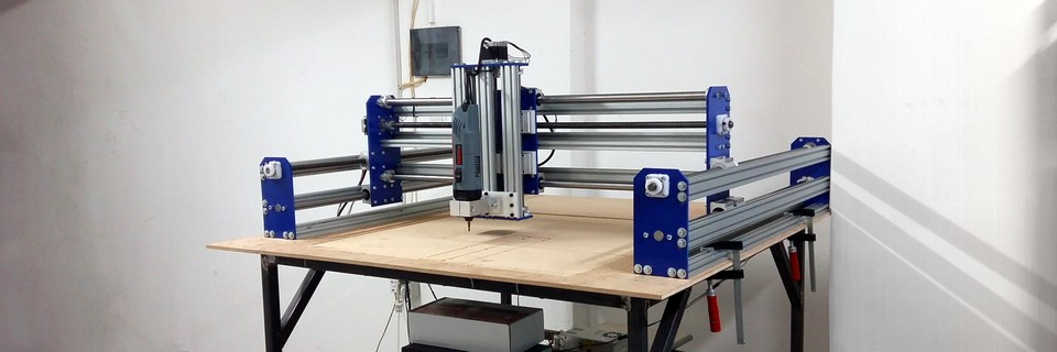 Yoda - CNC Router Announced